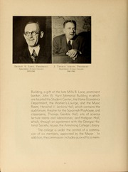 Page 10, 1950 Edition, Armstrong Atlantic State University - Geechee Yearbook (Savannah, GA) online yearbook collection