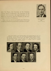 Page 11, 1950 Edition, Armstrong Atlantic State University - Geechee Yearbook (Savannah, GA) online yearbook collection