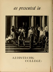 Page 6, 1950 Edition, Armstrong Atlantic State University - Geechee Yearbook (Savannah, GA) online yearbook collection