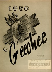 Page 7, 1950 Edition, Armstrong Atlantic State University - Geechee Yearbook (Savannah, GA) online yearbook collection