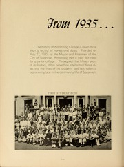 Page 8, 1950 Edition, Armstrong Atlantic State University - Geechee Yearbook (Savannah, GA) online yearbook collection