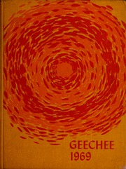 Armstrong Atlantic State University - Geechee Yearbook (Savannah, GA) online yearbook collection, 1969 Edition, Cover
