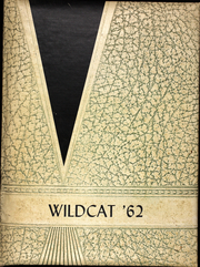 Arnett High School - Wildcat Yearbook (Arnett, OK) online yearbook collection, 1962 Edition, Cover