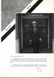 Page 11, 1962 Edition, Arnett High School - Wildcat Yearbook (Arnett, OK) online yearbook collection