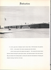 Page 6, 1962 Edition, Arnett High School - Wildcat Yearbook (Arnett, OK) online yearbook collection