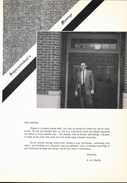 Page 7, 1962 Edition, Arnett High School - Wildcat Yearbook (Arnett, OK) online yearbook collection
