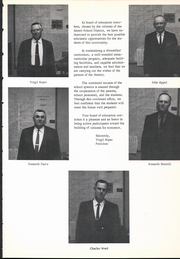 Page 9, 1962 Edition, Arnett High School - Wildcat Yearbook (Arnett, OK) online yearbook collection