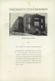 Page 10, 1929 Edition, Arnold High School - Arlion Yearbook (Arnold, PA) online yearbook collection
