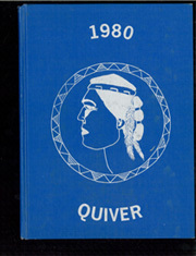Arrowview Middle School - Quiver Yearbook (San Bernardino, CA) online yearbook collection, 1980 Edition, Cover