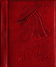 Arroyo High School - Arroyan Yearbook (San Lorenzo, CA) online yearbook collection, 1964 Edition, Cover