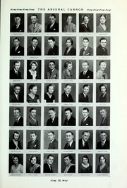 Page 17, 1932 Edition, Arsenal Technical High School - Arsenal Cannon Yearbook (Indianapolis, IN) online yearbook collection