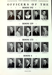 Page 8, 1932 Edition, Arsenal Technical High School - Arsenal Cannon Yearbook (Indianapolis, IN) online yearbook collection