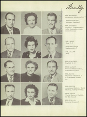 Page 14, 1950 Edition, Artesia High School - Bulldog Yearbook (Artesia, NM) online yearbook collection