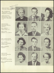 Page 15, 1950 Edition, Artesia High School - Bulldog Yearbook (Artesia, NM) online yearbook collection