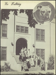 Page 7, 1950 Edition, Artesia High School - Bulldog Yearbook (Artesia, NM) online yearbook collection