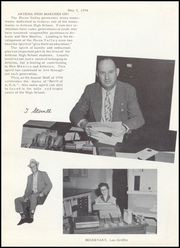 Page 14, 1954 Edition, Artesia High School - Bulldog Yearbook (Artesia, NM) online yearbook collection