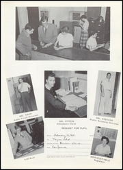 Page 15, 1954 Edition, Artesia High School - Bulldog Yearbook (Artesia, NM) online yearbook collection