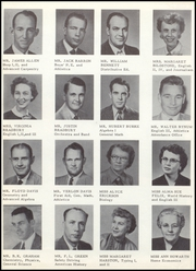 Page 16, 1954 Edition, Artesia High School - Bulldog Yearbook (Artesia, NM) online yearbook collection