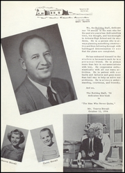 Page 9, 1954 Edition, Artesia High School - Bulldog Yearbook (Artesia, NM) online yearbook collection