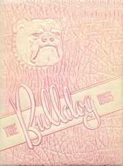 Artesia High School - Bulldog Yearbook (Artesia, NM) online yearbook collection, 1955 Edition, Cover