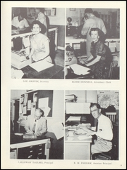 Page 13, 1955 Edition, Artesia High School - Bulldog Yearbook (Artesia, NM) online yearbook collection
