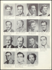Page 15, 1955 Edition, Artesia High School - Bulldog Yearbook (Artesia, NM) online yearbook collection