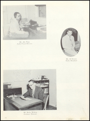 Page 16, 1955 Edition, Artesia High School - Bulldog Yearbook (Artesia, NM) online yearbook collection