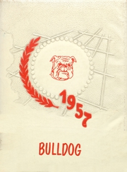 Artesia High School - Bulldog Yearbook (Artesia, NM) online yearbook collection, 1957 Edition, Cover