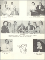 Page 13, 1957 Edition, Artesia High School - Bulldog Yearbook (Artesia, NM) online yearbook collection