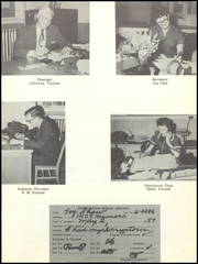 Page 15, 1957 Edition, Artesia High School - Bulldog Yearbook (Artesia, NM) online yearbook collection