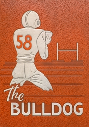 Artesia High School - Bulldog Yearbook (Artesia, NM) online yearbook collection, 1958 Edition, Cover