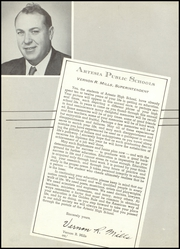 Page 14, 1958 Edition, Artesia High School - Bulldog Yearbook (Artesia, NM) online yearbook collection
