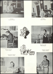 Page 17, 1958 Edition, Artesia High School - Bulldog Yearbook (Artesia, NM) online yearbook collection
