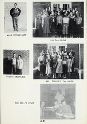 Arthur High School - Bell Yearbook (Bell Arthur, NC) online yearbook collection, 1950 Edition, Page 39 of 90