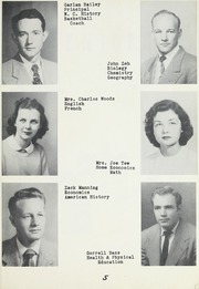 Arthur High School - Bell Yearbook (Bell Arthur, NC) online yearbook collection, 1950 Edition, Page 9