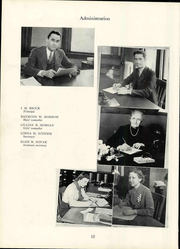 Page 16, 1939 Edition, Arthur Hill High School - Legenda Yearbook (Saginaw, MI) online yearbook collection