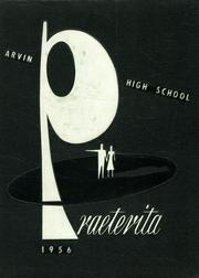 Arvin High School - Praeterita Yearbook (Arvin, CA) online yearbook collection, 1956 Edition, Cover