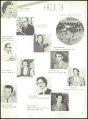 Page 13, 1956 Edition, Arvin High School - Praeterita Yearbook (Arvin, CA) online yearbook collection