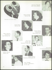 Page 16, 1956 Edition, Arvin High School - Praeterita Yearbook (Arvin, CA) online yearbook collection