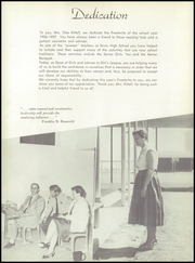 Page 8, 1957 Edition, Arvin High School - Praeterita Yearbook (Arvin, CA) online yearbook collection