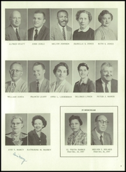 Page 13, 1958 Edition, Asbury Park High School - Driftwood Yearbook (Asbury Park, NJ) online yearbook collection