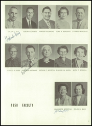 Page 15, 1958 Edition, Asbury Park High School - Driftwood Yearbook (Asbury Park, NJ) online yearbook collection