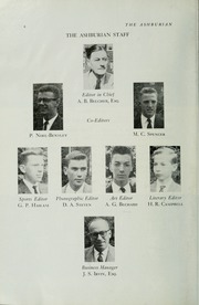 Page 8, 1961 Edition, Ashbury College - Ashburian Yearbook (Ottawa, Ontario Canada) online yearbook collection