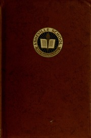 Asheville School - Blue and White Yearbook (Asheville, NC) online yearbook collection, 1944 Edition, Cover
