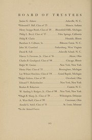 Page 16, 1944 Edition, Asheville School - Blue and White Yearbook (Asheville, NC) online yearbook collection