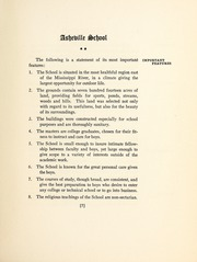 Asheville School - Blue and White Yearbook (Asheville, NC) online yearbook collection, 1925 Edition, Page 11 of 76