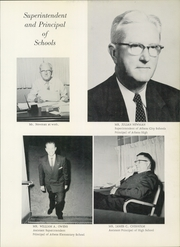 Athens High School - Aquila Yearbook (Athens, AL) online yearbook collection, 1961 Edition, Page 13