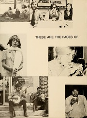 Athens State College - Columns Yearbook (Athens, AL) online yearbook collection, 1972 Edition, Page 10