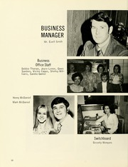 Athens State College - Columns Yearbook (Athens, AL) online yearbook collection, 1976 Edition, Page 14
