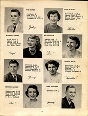 Attica High School - Torch Yearbook (Attica, NY) online yearbook collection, 1952 Edition, Page 15